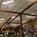 Big R Flyshop ceiling - Omak, WA - 2012