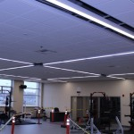 Eastmont High School Weight Room Ceiling - East Wenatchee, WA - 2013