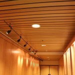 Suspended Wood Ceiling - Snowy Owl Theater - Leavenworth, WA -2012 (3)