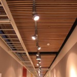 Suspended Wood Ceiling - Wenatchee Valley College Music & Fine Arts Building - 2011 (2)